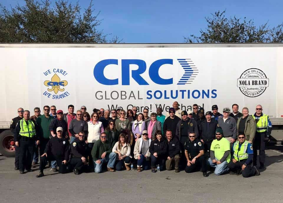 CRC We Care! We Share! | Kenner Water Donations